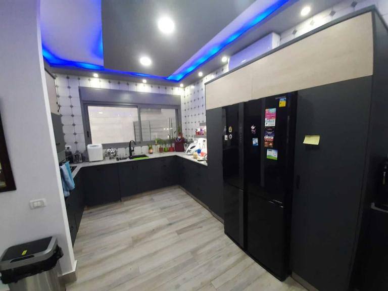 Cuisine ouverte aménagée - Neve Noy, Be'er-Sheva, Israël