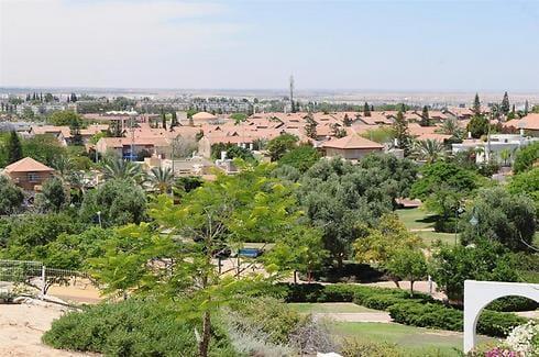 Immobilier à Ramot Gimel, Be'er-Sheva, Israël
